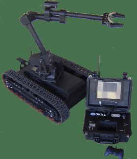 HD2 5 Axis Arm