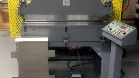 NEW Atek Bantam CNC Press Brake Capabilities