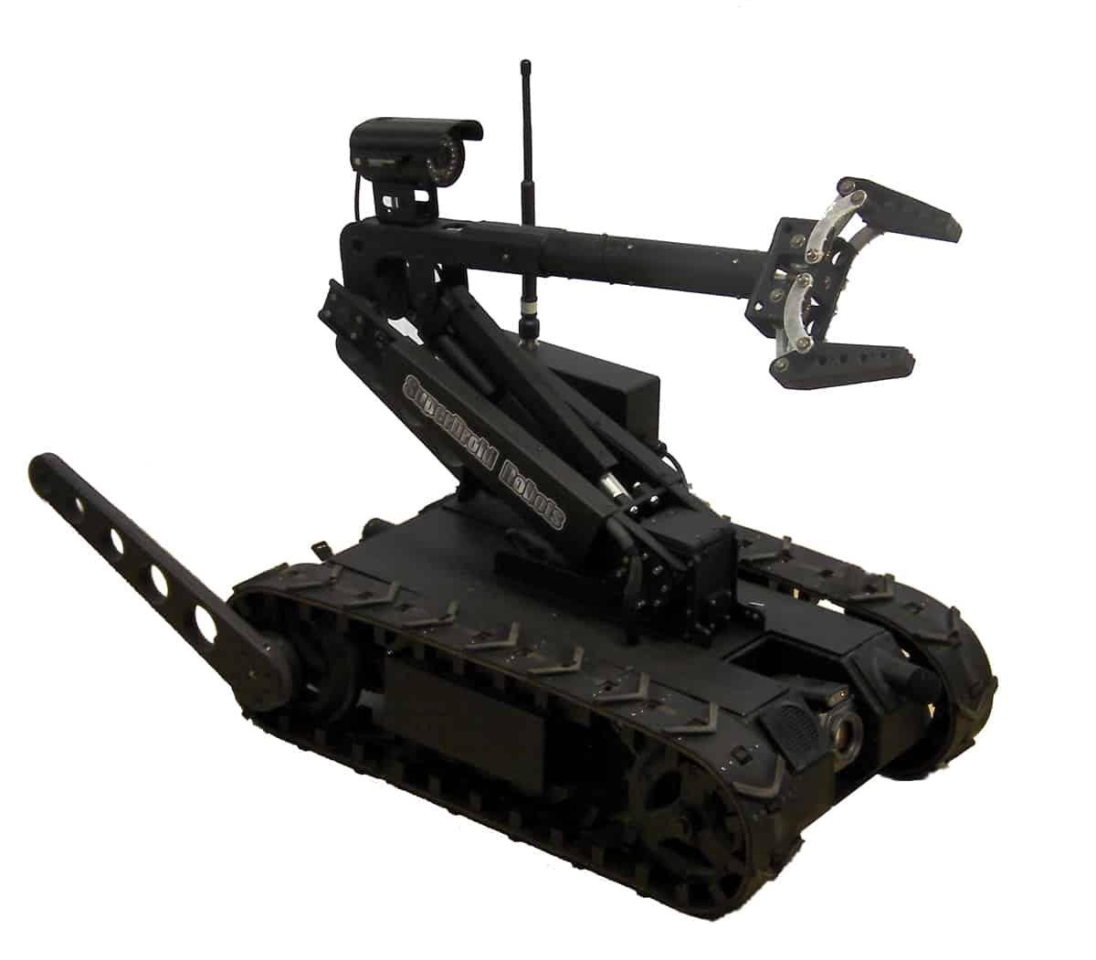 Tactical Robots Save Lives