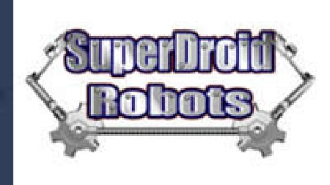 SuperDroids in Action!