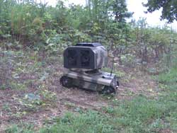 Upgraded National Geographic LT2 Robot