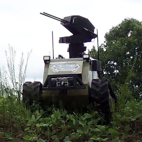 OverKill gets a gun Turret