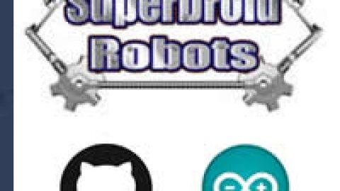 GitHub: Roboteq SDC2130/2160 Arduino Example