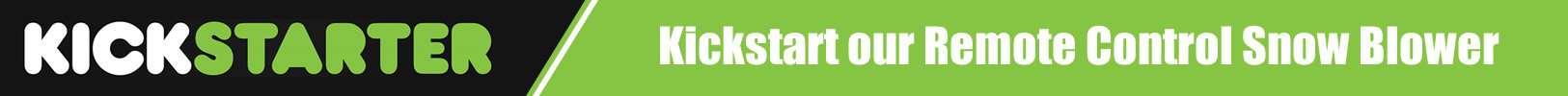 SuperDroid Robots and KickStarter