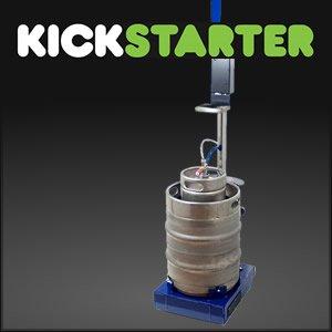 KickStarter Keg-a-Droid