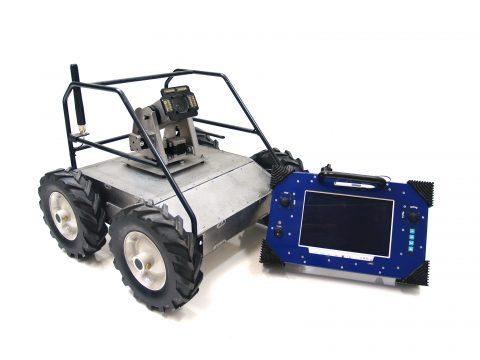 Custom Mining Robot