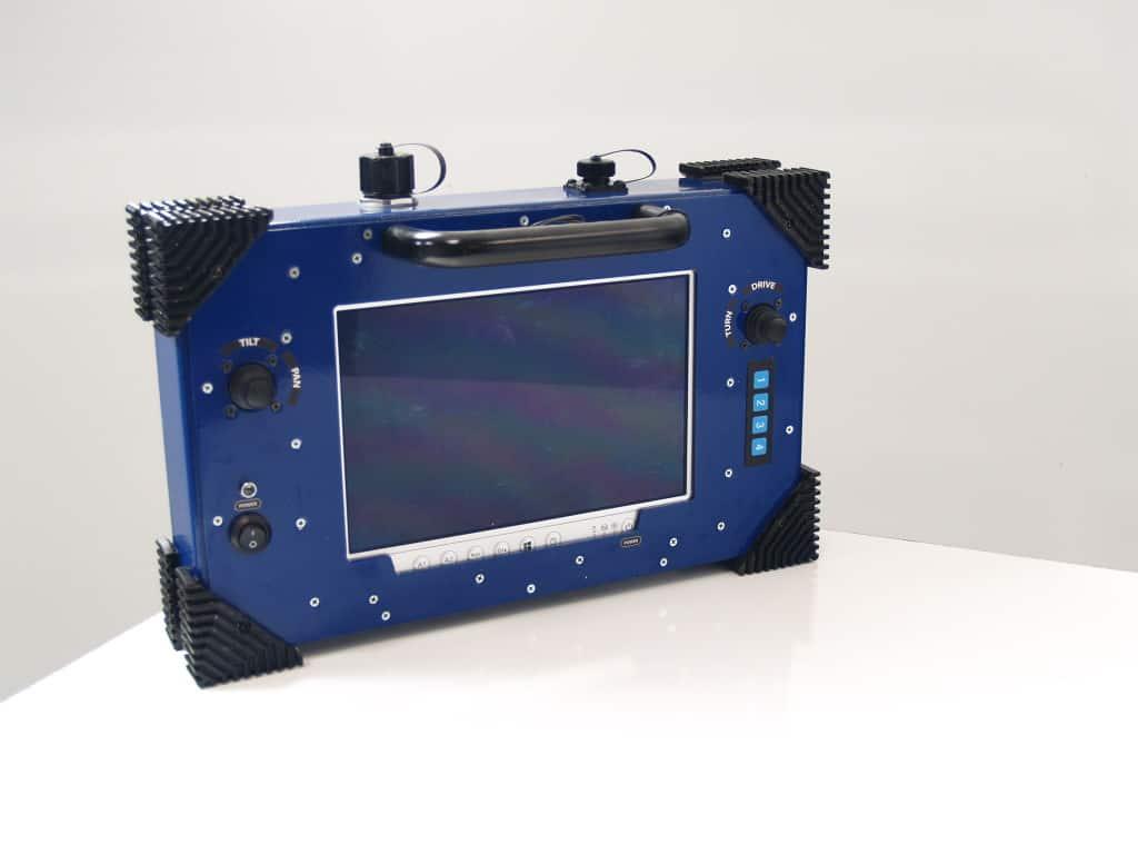 Custom Robot Controller