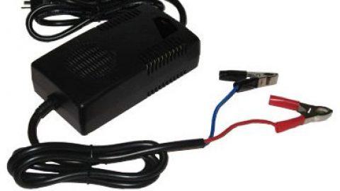 Charging Time: Considering the Smart Charger for 12V SLA Batteries