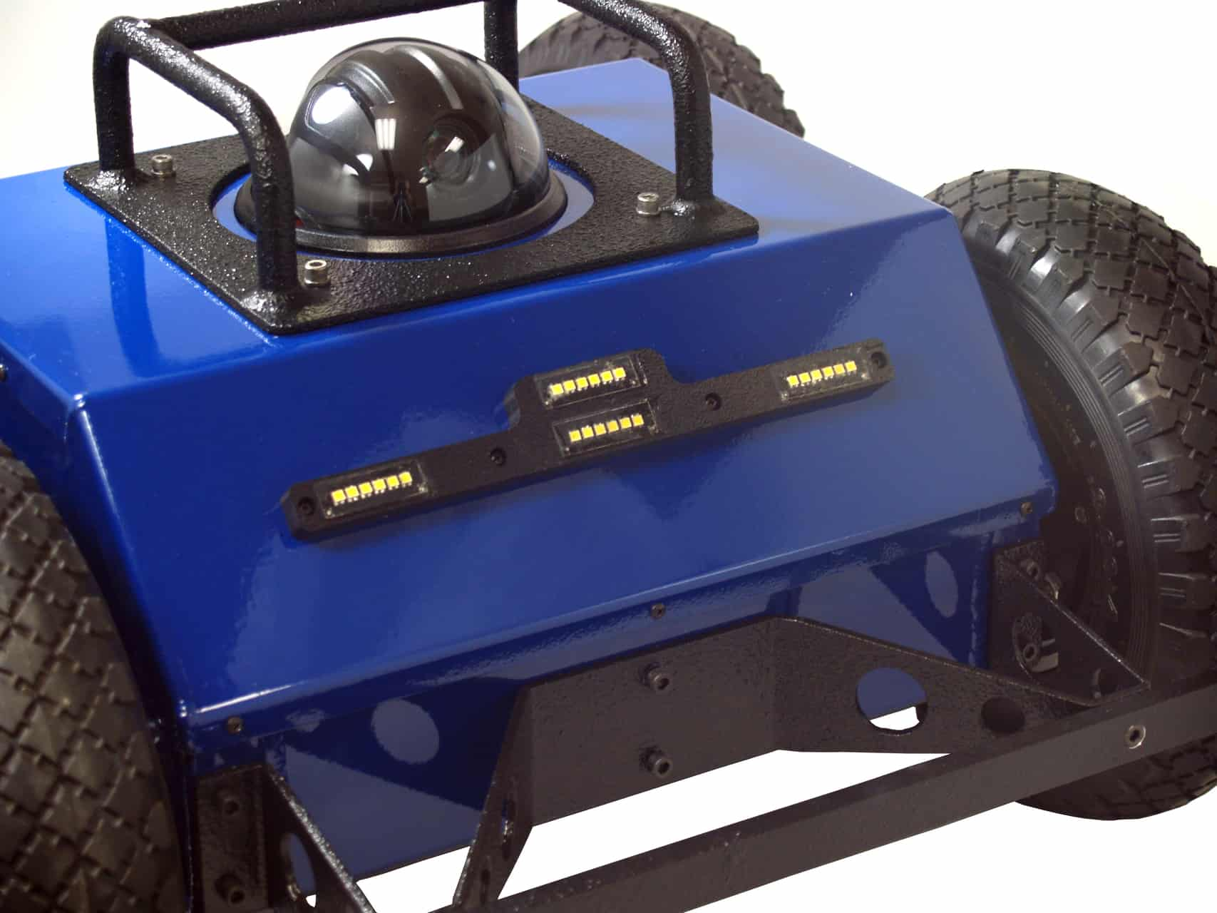 4WD Wi-Fi Inspection Robot
