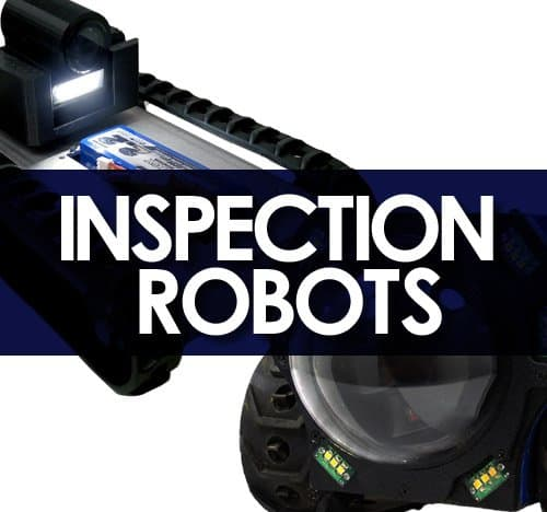 Inspection Robots Go Where You Can't