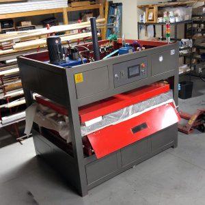 BXY-1500 Acrylic Vacuum Forming Machine