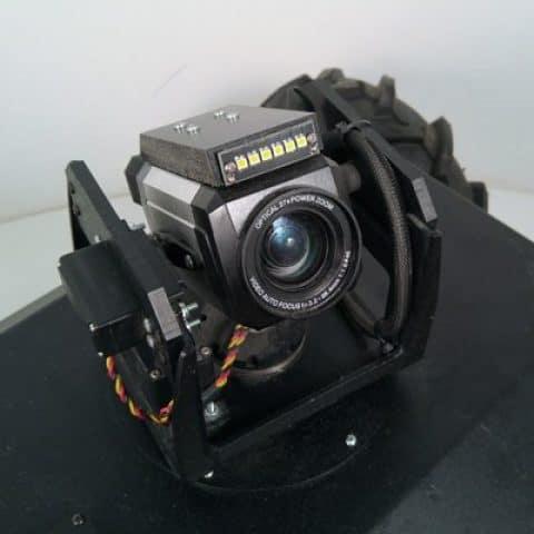 Surveillance Robot Kit