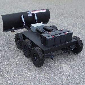 remote control snow plow