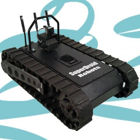 SuperDroid Robots Teams Up With Persistent Systems