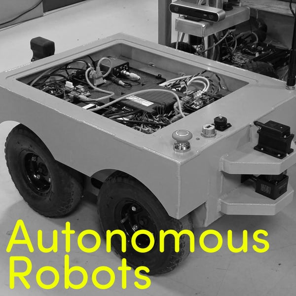 How an Autonomous Robot Works