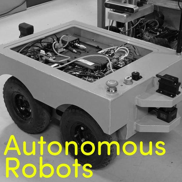 How an Autonomous Robot Works