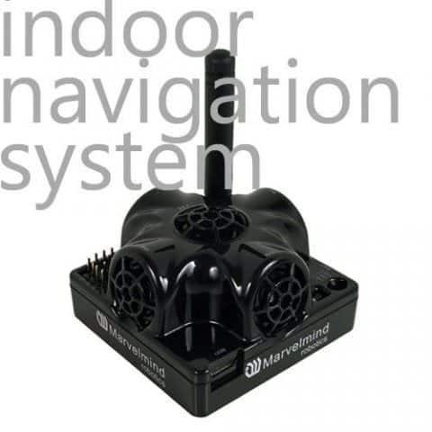 Indoor Navigation Positioning System