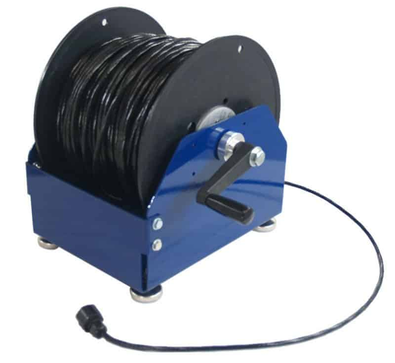 Tether Spool - Cat6 Wire up to 500 feet