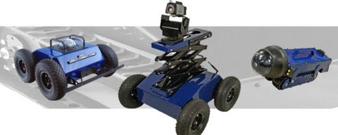 Mining and Inspection Robots