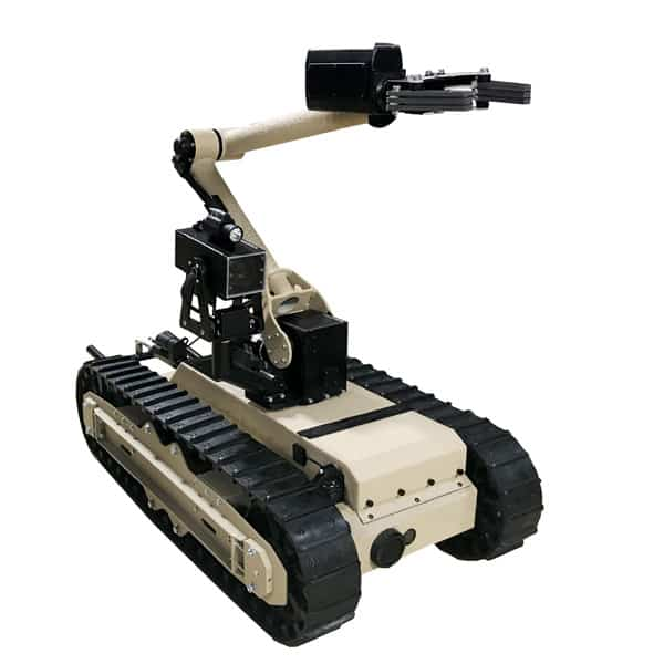New Paint Color For Tactical Robots