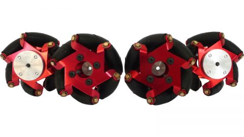 New Product: 2.125 inch Mecanum Wheels