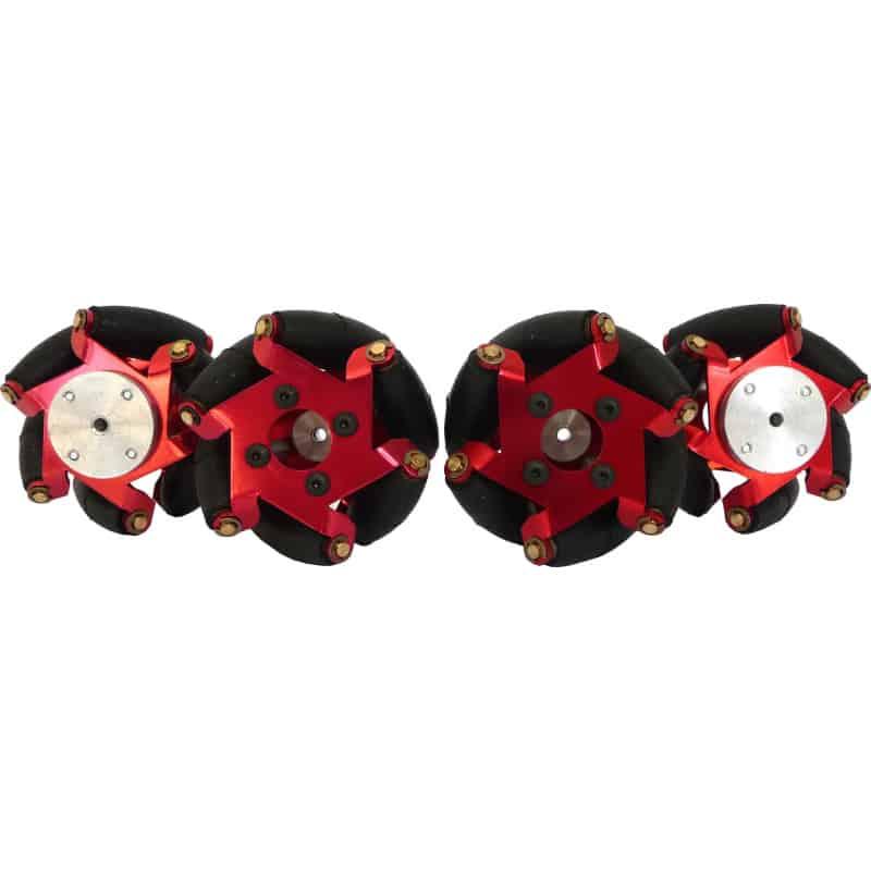 New Product: 2.125 inch Mecanum Wheels