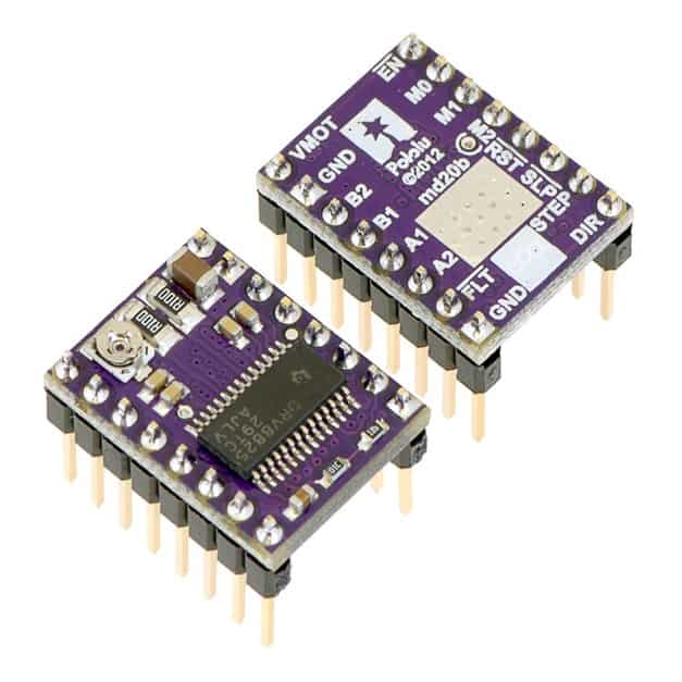 Stepper Motor and Stepper Motor Controller Support Page