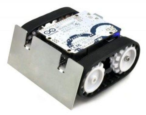 Introducing the Pololu Zumo Robot Kit