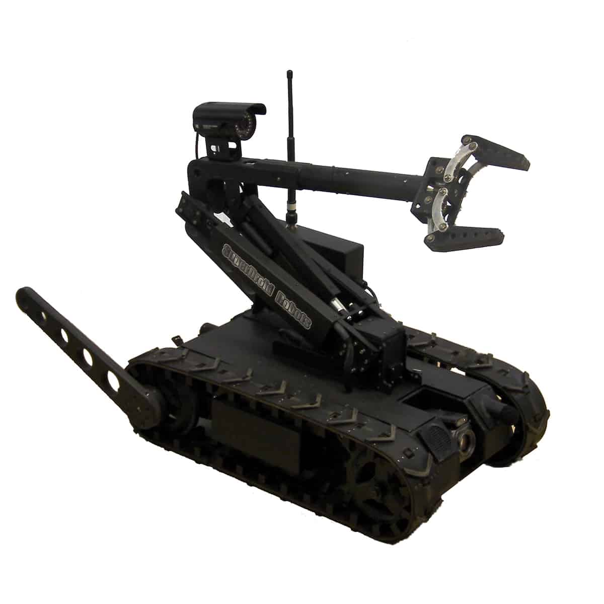 New LT2 and LT2-F Tactical Robot Videos