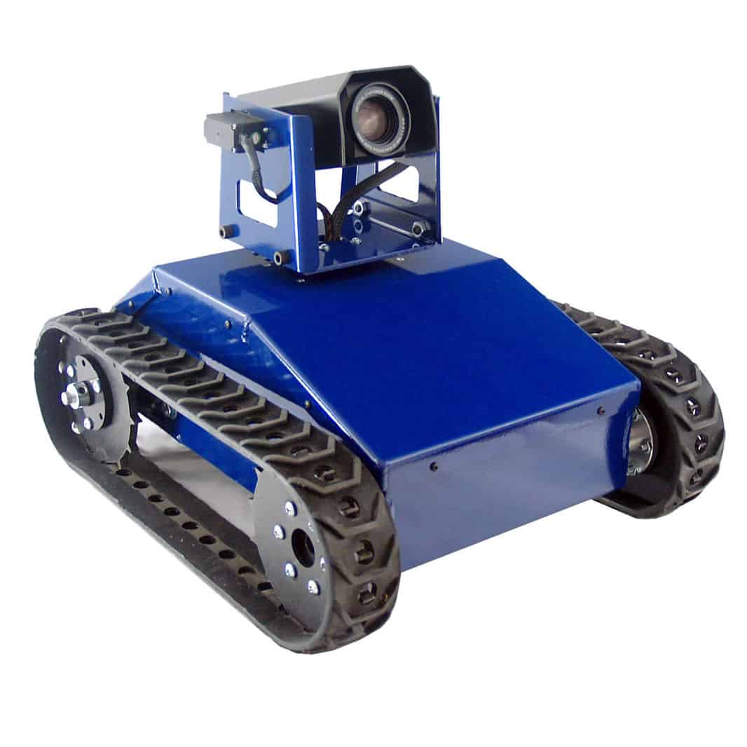 MLT-42 Inspection Robot with PTZ Camera