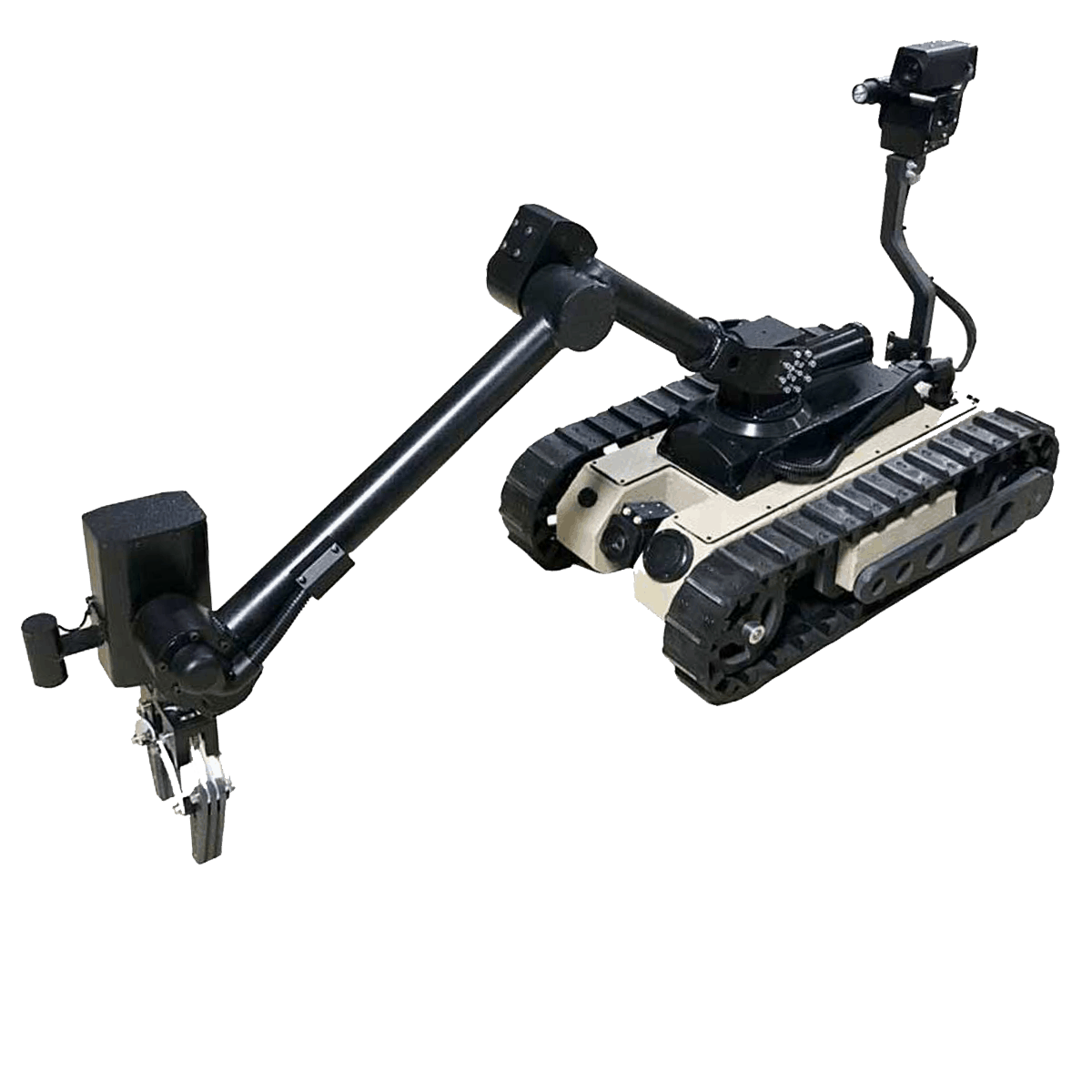 LT2-F with 6-Axis Robotic Arm