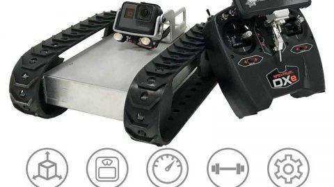 SuperDroid Robots Inspection Robot Saves Homeowner $85K