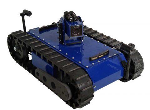 LT2-F-W Watertight Inspection Robot