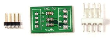 Gear Motor Encoder Pull-up Board