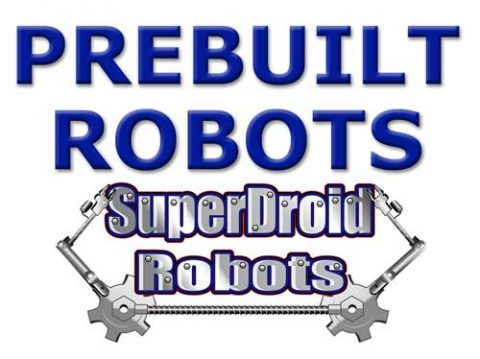 Featured Prebuilt Robots