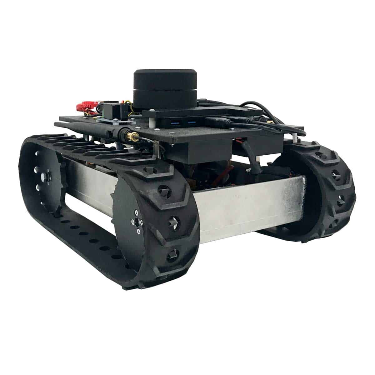 NEW Autonomous Programmable ROS SLAM Tracked Robot