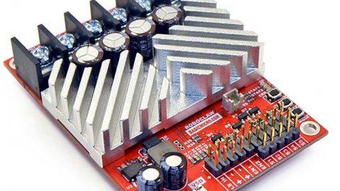 RoboClaw Motor Controller: Velocity Control