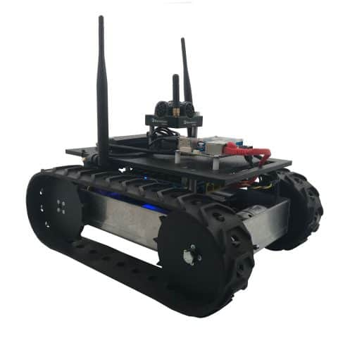 New MLT-JR IPS ROS Robot by SuperDroid Robots