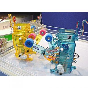 Tamiya Boxing Robot
