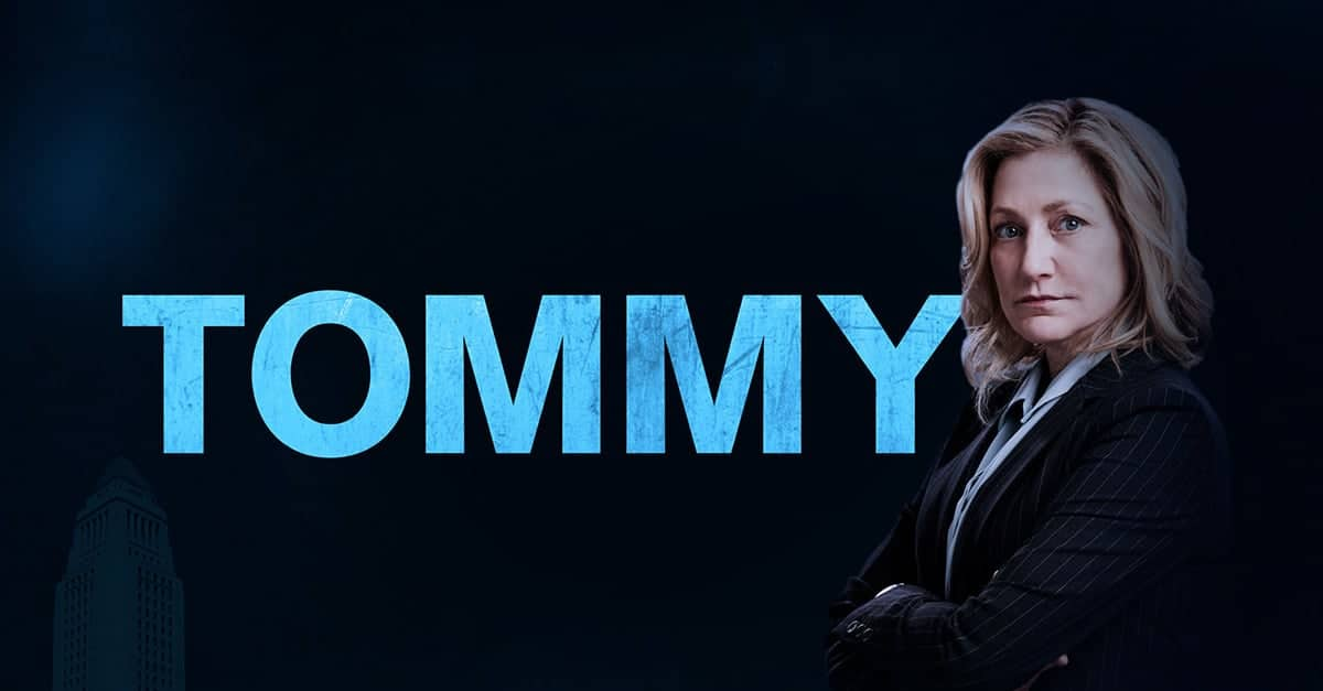 """SuperDroid HD2 Mastiff appears on CBS Show """"Tommy"""""""