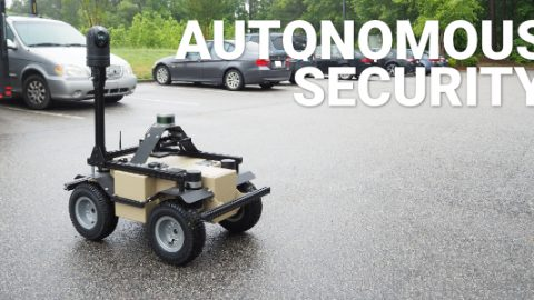 Security Robots from SuperDroid Robots