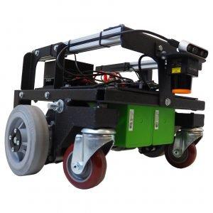 Image of the VIPR Autonomous Platform