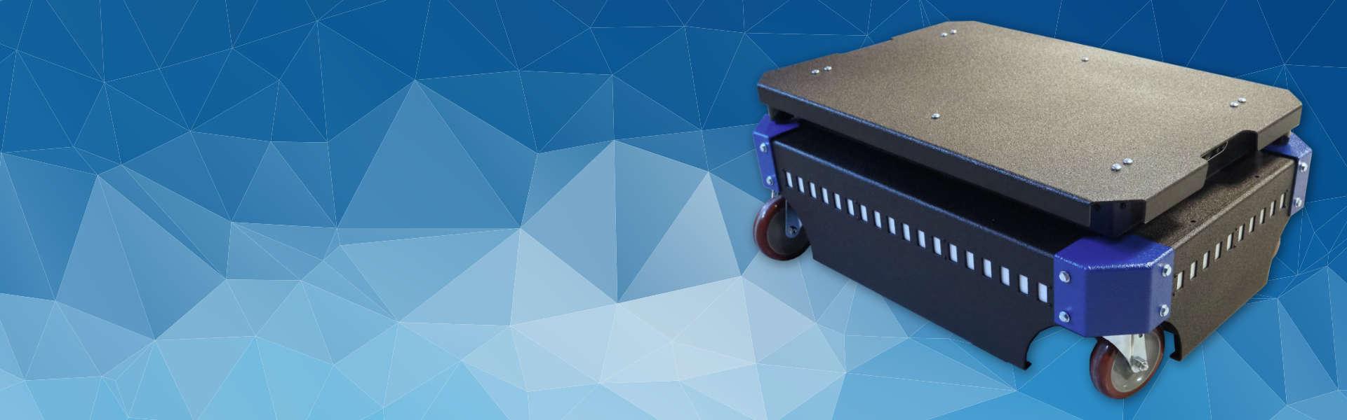 Image of the VIPR-L Autonomous Platform